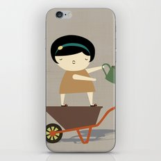 Assistant iPhone & iPod Skin