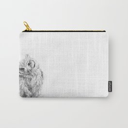 The Northern White-faced Owl  Carry-All Pouch