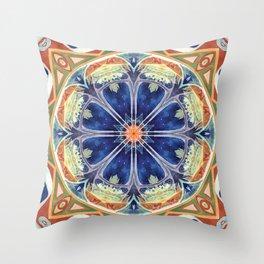 Mandalas of Forgiveness & Release 8 Throw Pillow