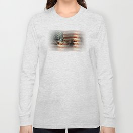 The Rise of a Nation Long Sleeve T-shirt