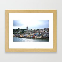 Cobh Ireland Framed Art Print