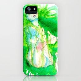 SILIMAURË iPhone Case