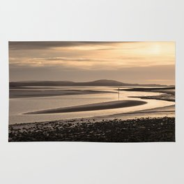 Loughor estuary mudbanks Rug