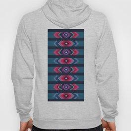 American Native Pattern No. 125 Hoody