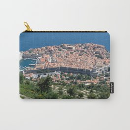 Over Dubrovnik, Croatia Carry-All Pouch