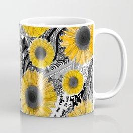 girasol, tournesol, sunflower Coffee Mug