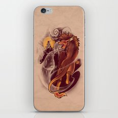 Valley of the Fallen Star iPhone & iPod Skin