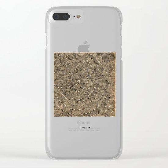 - bathyscaphe - Clear iPhone Case