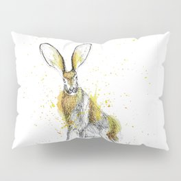 Jack Rabbit I Pillow Sham
