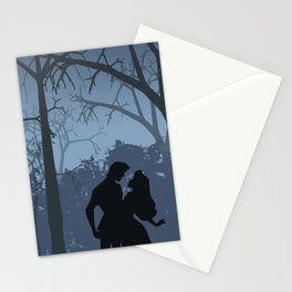 I walked with you once upon a dream (Sleeping Beauty) Stationery Cards