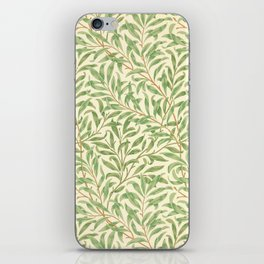 "William Morris ""Willow Bough"" iPhone Skin"