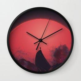 Abaddon Wall Clock