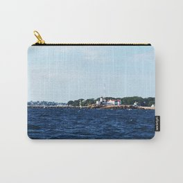 Lighthouse in Gloucester Carry-All Pouch