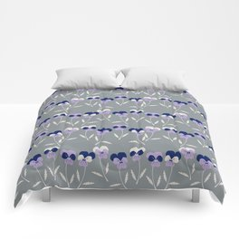 Dancng Violas Comforters