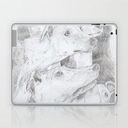 Shadow Dogs Laptop & iPad Skin