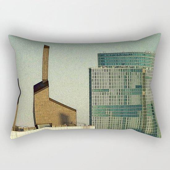 Milano City Rectangular Pillow