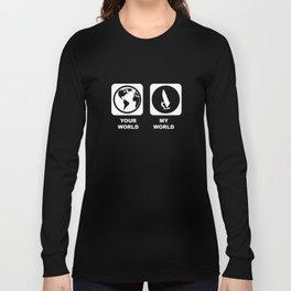 Windsurfing Lover Long Sleeve T-shirt