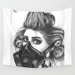 Pretty Mother F*cker. Wall Tapestry