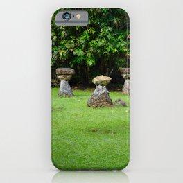 CHamoru Stones of Life iPhone Case