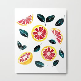 Fruit Crush #society6 #decor #buyart Metal Print