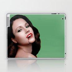 The Vamp Laptop & iPad Skin