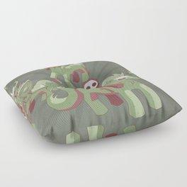 My Little Apocalypse Floor Pillow