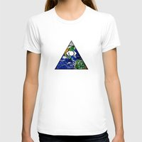 all seeing eye T-shirts featuring All Seeing Eye by Spooky Dooky