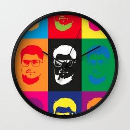 Pop Lucart Wall Clock