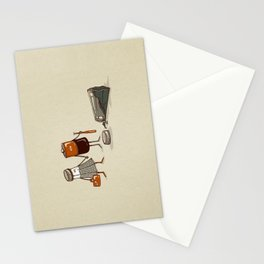 Assault and Battery Love Story. Stationery Cards