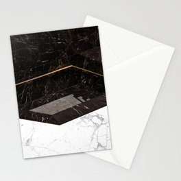 Marble Paradox Stationery Cards