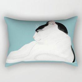 Toussaint Blue Rectangular Pillow