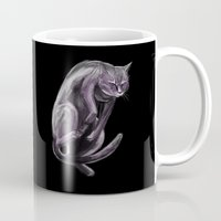 kevin russ Mugs featuring Kevin?! by Justyna Rerak