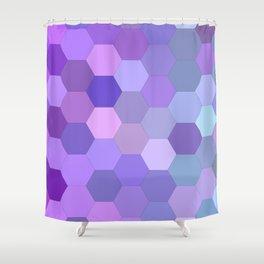 Pretty purpleness Shower Curtain