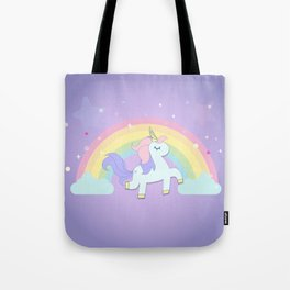 be a unicorn, forever ... Tote Bag
