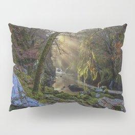 Magical Fairy Glen Pillow Sham