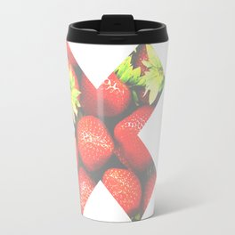 X Fresa Travel Mug