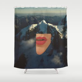 Gnosienne Shower Curtain