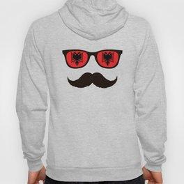 Albania Hipster Shirt Hoody