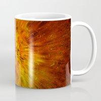 big bang Mugs featuring big bang by siloto