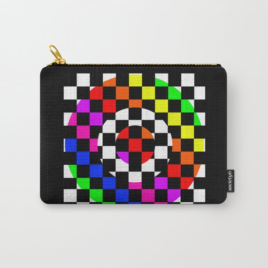 Triggle | Colorful Secret Geomoetry | Play Carry-All Pouch