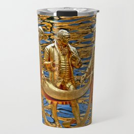 The Golden Boys Travel Mug