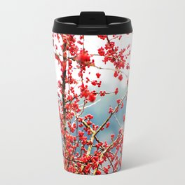 Hawthorn Tree Travel Mug