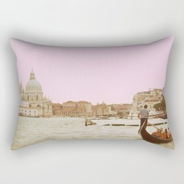 Venice in a Dream Rectangular Pillow