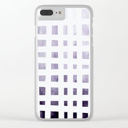 SQ 3 Clear iPhone Case