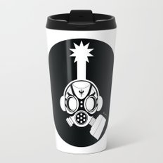 Post World Zuno : Gas Mask 02 by Zuno Travel Mug