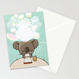 Hungry Dream Stationery Cards