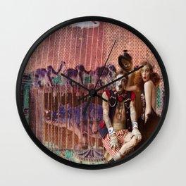 Cirque de la Lune, Pt. 2 Wall Clock