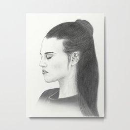 Hidden beauty Metal Print