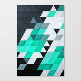 mynt Canvas Print