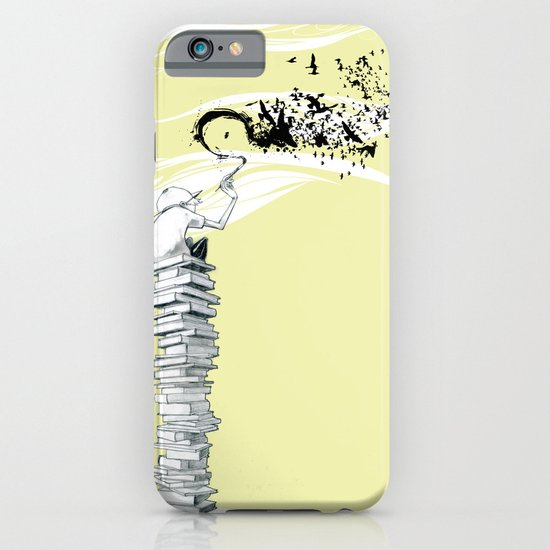 "Glue Network Print Series ""Education & Arts"" iPhone & iPod Case"